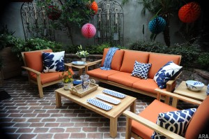 How to Create an Outdoor Entertaining Oasis | Streety's ...